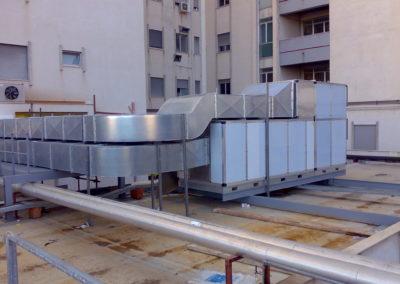 Centrale di sterilizzazione Ospedale Cervello
